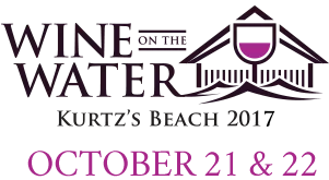 Wine on the Water October 21-22, 2017