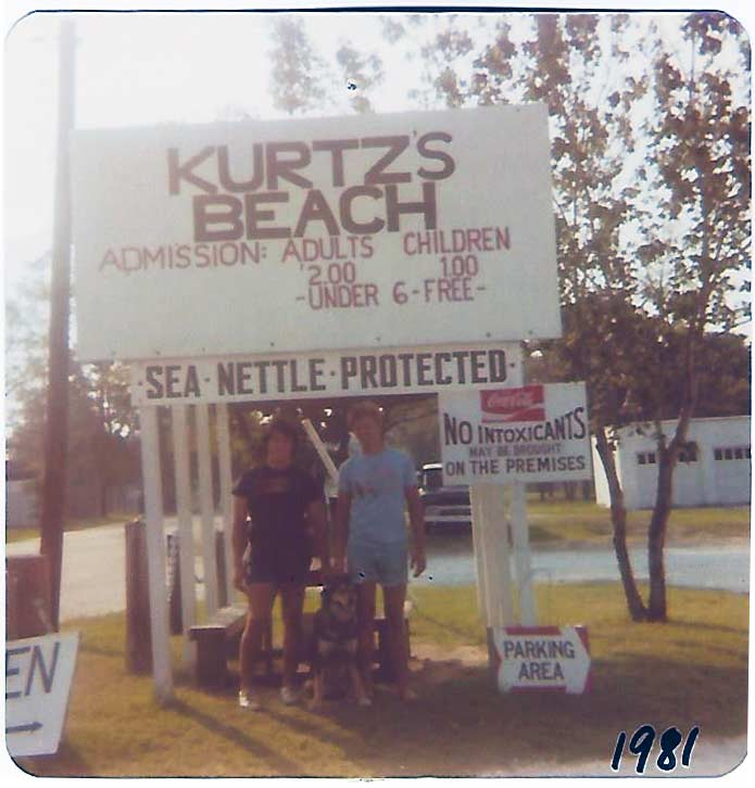 kurtz's beach photo